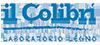 Colibrì Laboratorio Legno Logo
